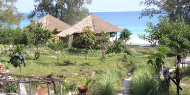 Paradise Bungalow Resort at Koh Rong
